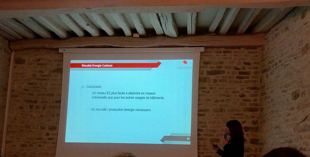Réunion d'informations Néo Energie à Santenay