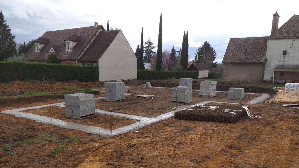 Ouverture de chantiers début Mars à L'Arbergement Ste Colombe, St Martin du Mont et Chatenoy en Bresse