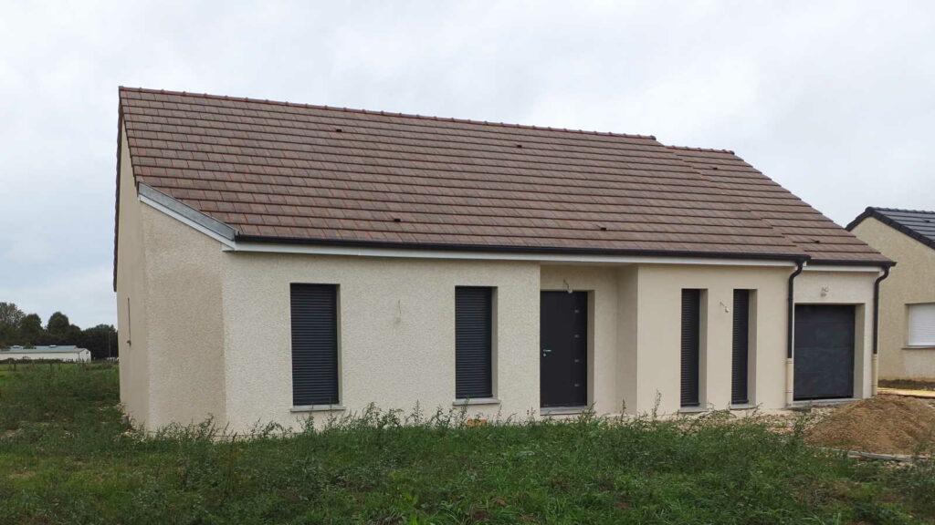 9 mois de travaux à Chatenoy en Bresse